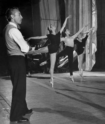 balanchine dancers