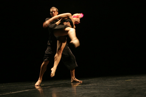 LA Contemporary Dance Co., Kate Hutter, Pinky Swear