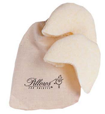 Pillows for Pointes Toepads